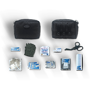 Shears, Disinfectants, CPR Gear