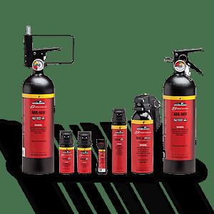 Pepper Spray & Irritants