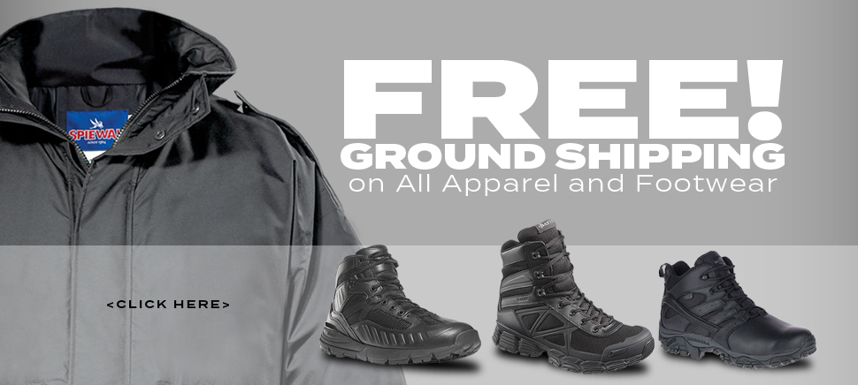 Free Shipping on Apparel & Footwear
