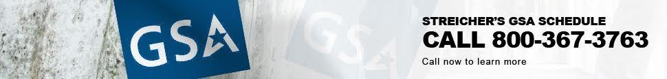 Streicher's GSA Schedule